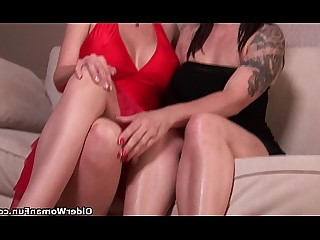 Cougar HD Lesbian Mammy Mature