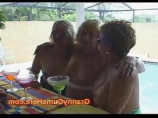 Mature Ladyboy Nasty Outdoor Pool Public Whore Lesbian