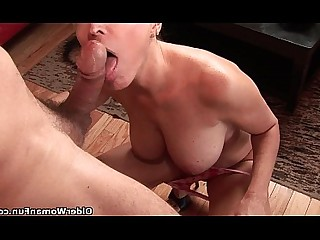 Cumshot Facials Granny Hot Mature MILF Mouthful Cougar