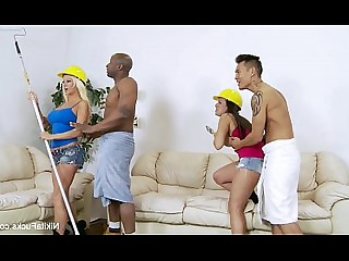 Ass MILF Big Tits Group Sex Orgy Blonde Hardcore Pornstar