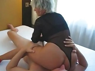 Mature MILF Oral Amateur Blonde Cougar Facials Homemade