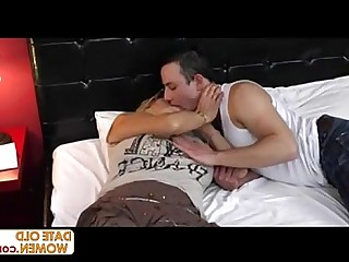 Glasses BBW Ass Cumshot Mature Mammy Hairy Granny