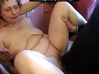 Gang Bang Granny Group Sex Mammy Mature MILF Teen Amateur
