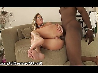 Big Cock Fuck Huge Cock Interracial Mature MILF Anal Ass