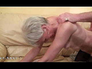 Cumshot Granny Hardcore Hot Mature Oil Sperm Threesome