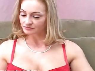 MILF Erotic Hot Cumshot Lesbian Jerking Blowjob Anal