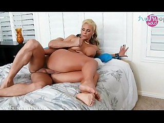 Beauty Blonde Cougar MILF Pussy