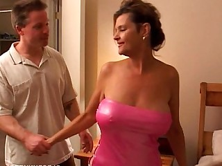 Mature Facials Boobs Housewife Mammy MILF Old and Young Teen