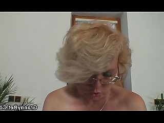 Old and Young Granny Teen Slender Pussy Pleasure Mature Hot