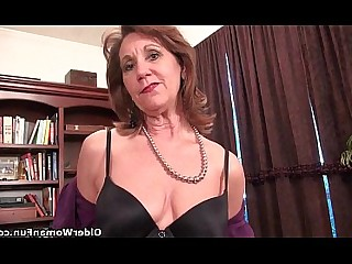 BDSM Cougar Granny HD Mammy Mature Nasty Nylon