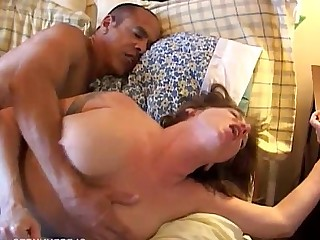 Big Cock Wife Shaved Pussy MILF Mature Mammy Hot