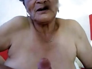 Blowjob Cute Granny Mature