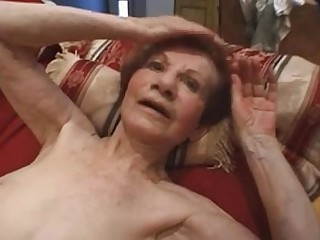 Big Cock Double Penetration Granny Nasty Fuck Mature