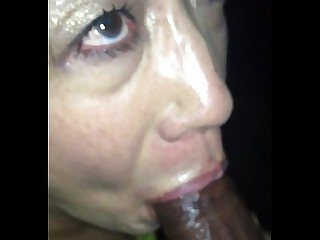 Black Big Cock Cum Cumshot Deepthroat Granny Mature Mouthful