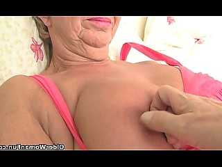 Mature Cougar Granny HD Fatty