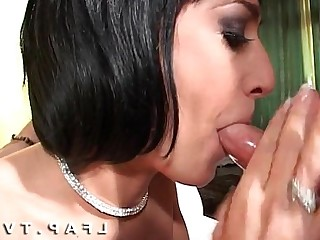 Emo Fuck Hardcore Hot MILF Mouthful Stocking Amateur
