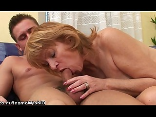 Blowjob Cougar Cumshot Fuck Granny Hairy HD Hot