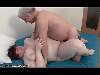 Granny HD Hot Mammy Mature MILF Teen Blowjob