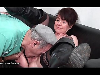 Lingerie Mature Threesome Fuck Facials Double Penetration Cumshot Cum