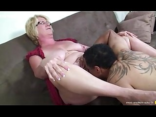 Blonde Blowjob College Juicy Mature Pussy