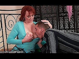 Mature Granny Mammy HD Fisting Facials Cumshot