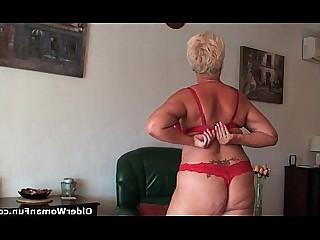 Granny HD Pussy Mature Mammy Fatty Full Movie