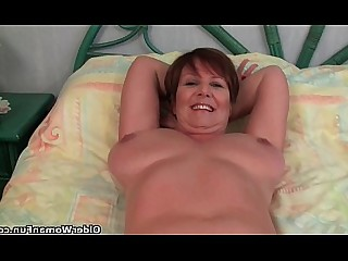 Cougar Fingering Fuck Granny HD Juicy Mammy Mature