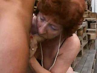 BBW Fatty Gang Bang Granny Mature