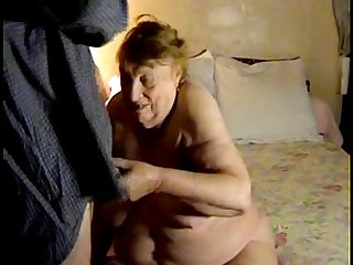Homemade 18-21 Granny Mature