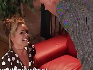 18-21 Blonde Blowjob Couch Cougar Cumshot Doggy Style Fuck
