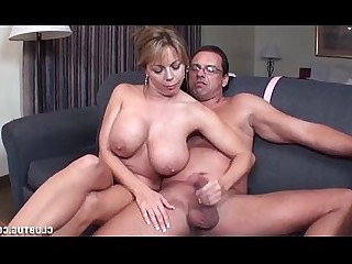 Couple Handjob Jerking Mature MILF