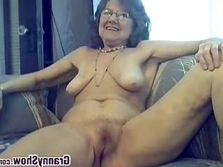 Amateur Mature Homemade Granny