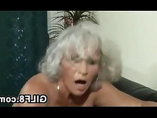 oral odlew sofa babunia Hardcore dojrzały