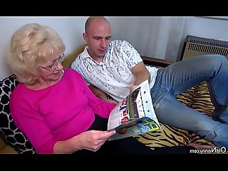 BBW Nasty Hairy Horny Mature Old and Young Granny Fatty