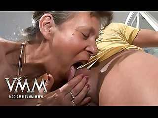 Ass Granny Mature MILF Old and Young Teen