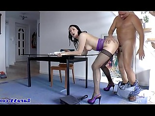 Blowjob Hardcore Anal Hot Mature Stocking Sucking Double Penetration