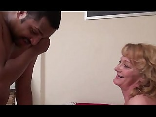 Really Homemade Amateur Blonde Huge Cock Big Cock Mammy Mature