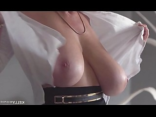 Big Tits Boobs Cougar Dildo Masturbation Mature MILF Playing