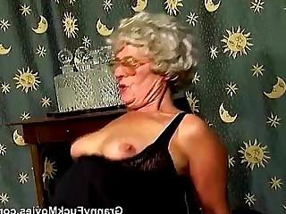 Granny Hairy Mature