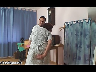 Mature Granny Old and Young Pleasure Cumshot Teen Big Cock Hot