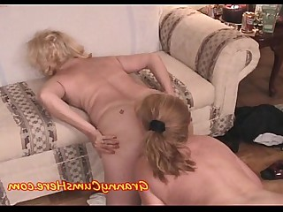 Lesbian Licking Mammy Mature Nasty Rimming Anal Ass