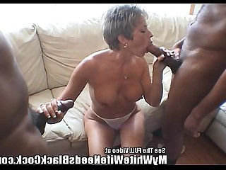 Party Wife Black Big Cock Housewife Huge Cock Interracial MILF