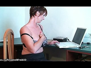 Mammy Masturbation Mature HD Orgasm MILF