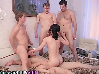 Gang Bang Facials Cumshot Cougar Masturbation Mature MILF Hot