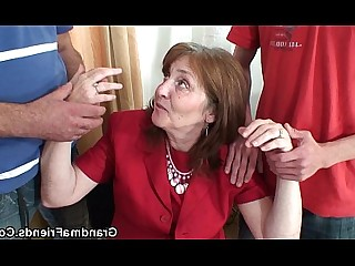 Fuck Granny Housewife Mammy Mature Office Old and Young Really