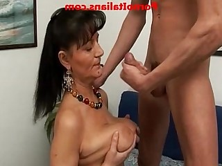 Monster MILF Mature Mammy Fuck Cougar