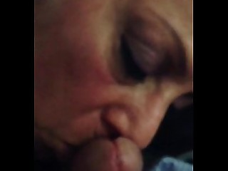 Amateur Blowjob Cougar Mature Really