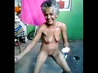 Pussy Nude Mature Granny Dancing Ass