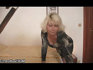 Teen Big Cock Daughter Granny Mammy Mature Old and Young Ride
