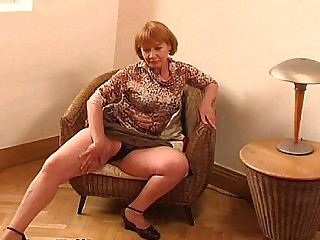 Mature Cougar Mammy Granny